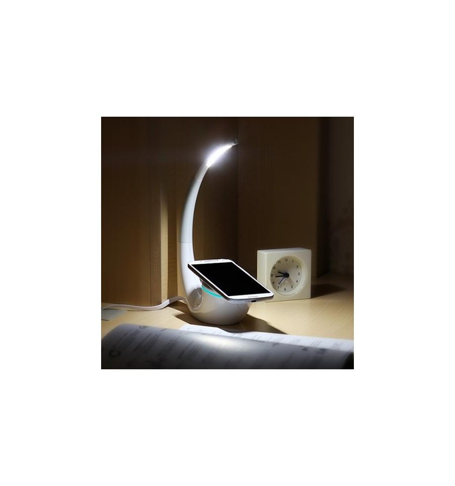 magiq lamp led recharge sans fil qi. Black Bedroom Furniture Sets. Home Design Ideas